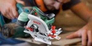 Avis de la scie circulaire Bosch PKS 55 A