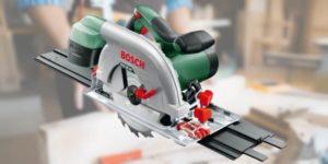 Avis sur la scie Bosch PKS66 AF